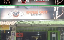 WORK OUT GYM - Manizales, Caldas